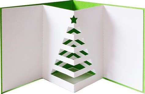 pop out christmas tree card files cup704121 671