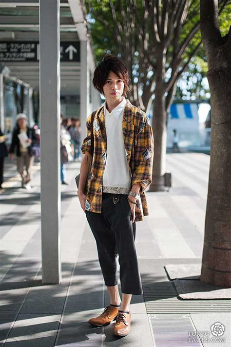 Japanese Style by Japanese Men S Fashion Anything But Traditional