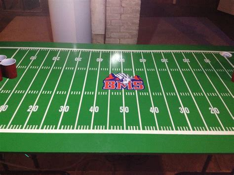 friends made the iconic bms pong table college