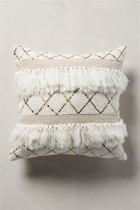Moroccan Wedding Pillow by Moroccan Wedding Pillow Anthropologie