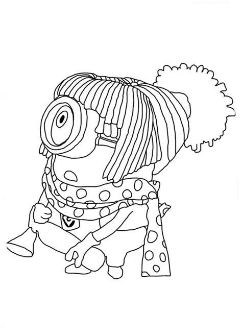imagenes minions nena 56 dibujos de minions para descargar gratis imprimir y
