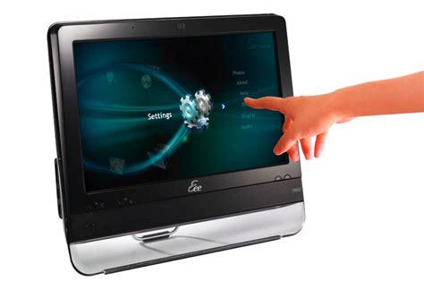 best touchscreen pc asus eee top il pc touchscreen per tutta la famiglia