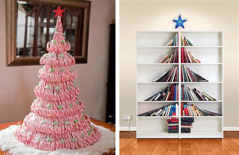 free alternatives to a christmas tree 20 awesome tree alternatives
