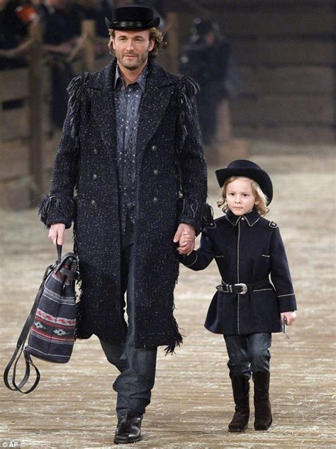 Well Played Hudson Couture In The City Fashion by Chanel Designer Karl Lagerfeld Does Cowboys And Indians