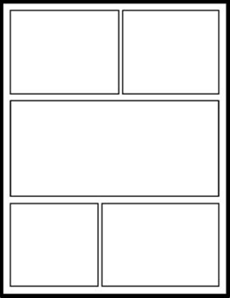 comic book layout maker template page layouts on manga apps deviantart