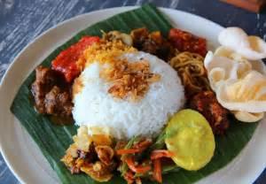 resep membuat nasi rames komplit enak sederhana resep harian