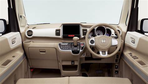 honda launches all new n box slash kei car in japan