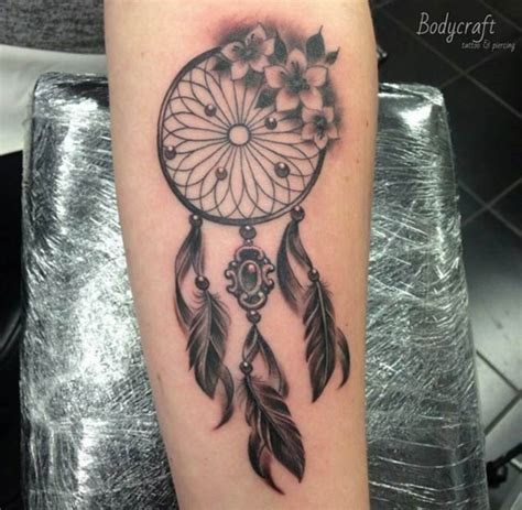 dream catcher tattoo on forearm 50 gorgeous dreamcatcher tattoos done right tattooblend