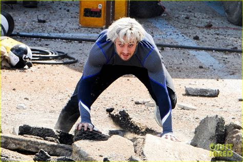 quicksilver movie setting more from the age of ultron set close ups of ultron
