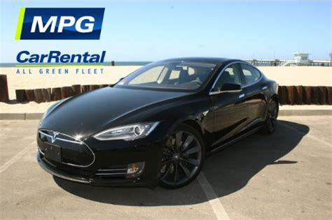 Tesla S Mileage Most Wanted Luxury Cars Renting A Tesla S This