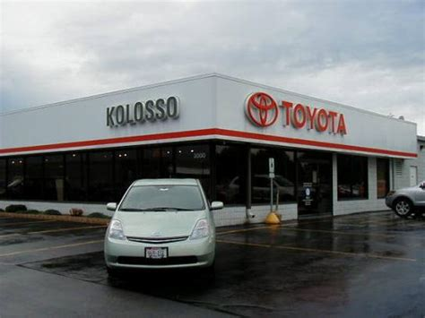 Kolosso Toyota Appleton Kolosso Toyota Car Dealership In Appleton Wi 54914 1707