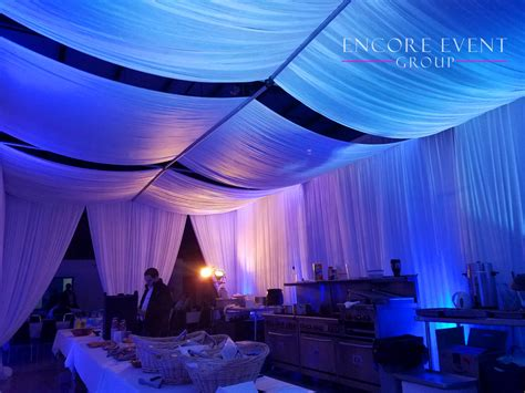 event drape corporate event canopy draping cabanas encore event group