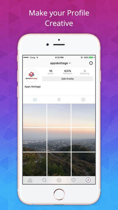 best layout app for instagram app shopper grid pro split insta picture in grids for