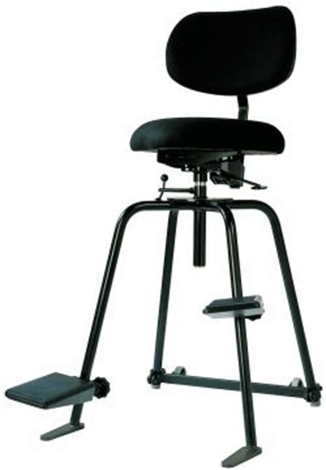 Folding Bass Stool by Musician Orchestra And Audience Chairs