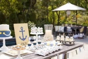 nautical baby shower the tomkat studio