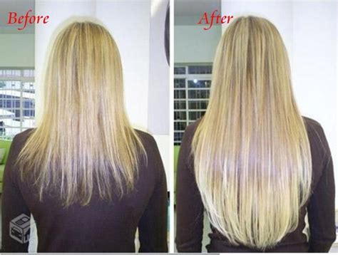 hair hair extensions before and after hair extensions before and after
