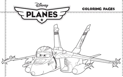free disney planes printable coloring pages activity