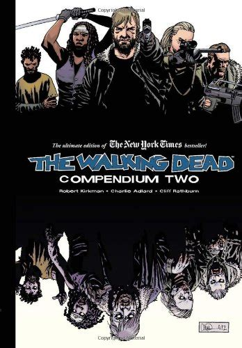 the walking dead compendium two for the walking dead fans shopswell