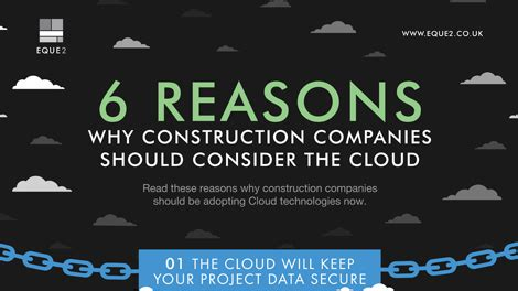 Why Do Many Consider Cloud by 6 Reasons Why Construction Companies Should Consider The