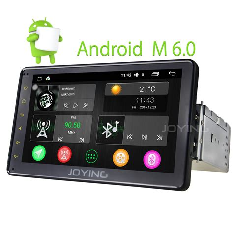 joying single 1 din 7 inch 2gb ram android 6 0 1 marsgmallow car autoradio hd 1024 600 - Din Android