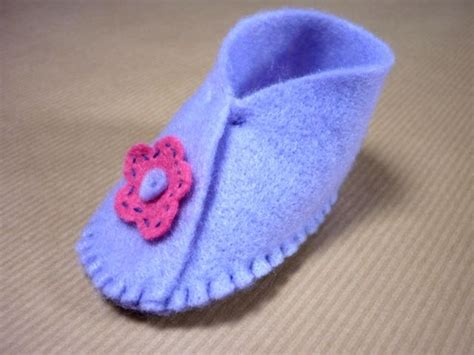 pattern felt baby shoes felt baby shoes including pattern shower baby and baby