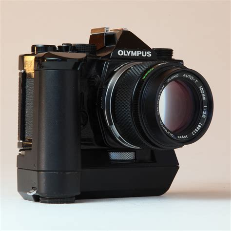 olympus om 2 die cast pro olympus om system winder 2 with om 1 md