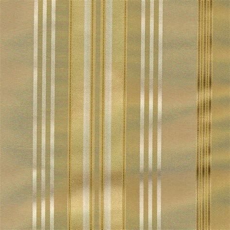 gold and cream striped curtains custom cafe tier curtains in faux silk pinstripe pattern
