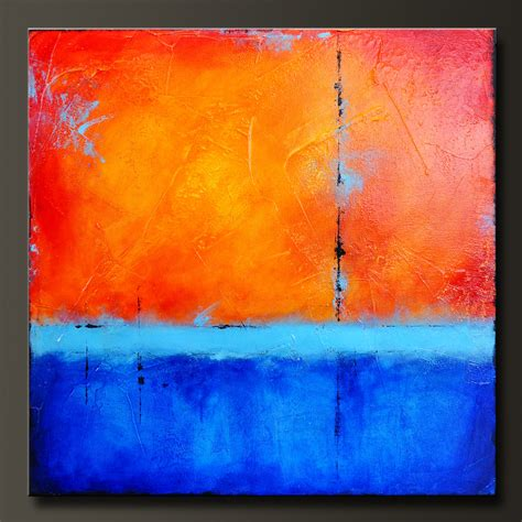 acrylic painting modern radiance 24 x 24 abstract acrylic painting contemporary