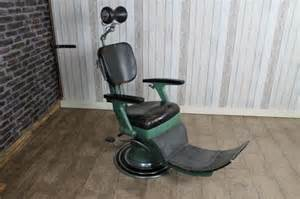 Vintage dentist chair barbers chair original vintage