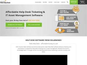 solarwinds web help desk review by inspector jones
