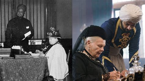 victoria  abdul  real story   queens