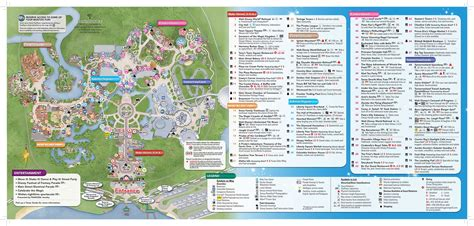printable animal kingdom map 2015 le mappe dei parchi orlandoflorida