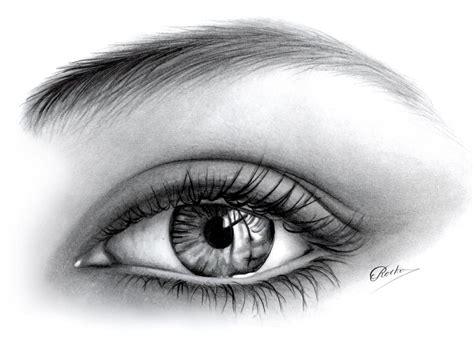 imagenes surrealistas ojos dibujos a l 225 piz de ojos