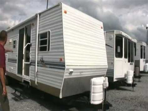 The 2004 Review And Trailer by Sold Gulf 2004 Innsbruck 36 Frs Travel Trailer