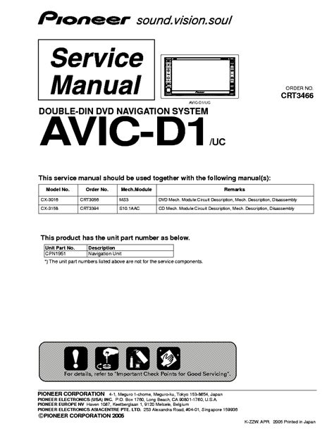 pioneer avic d1 wiring harness 30 wiring diagram images