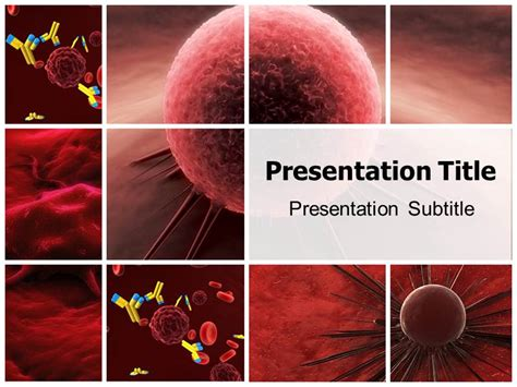 cancer powerpoint templates free get mac ppt templates mac cancer cell unit powerpoint