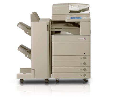 Mesin Fotocopy Lexmark canon imagerunner advance c5250 color copier zapcopiers
