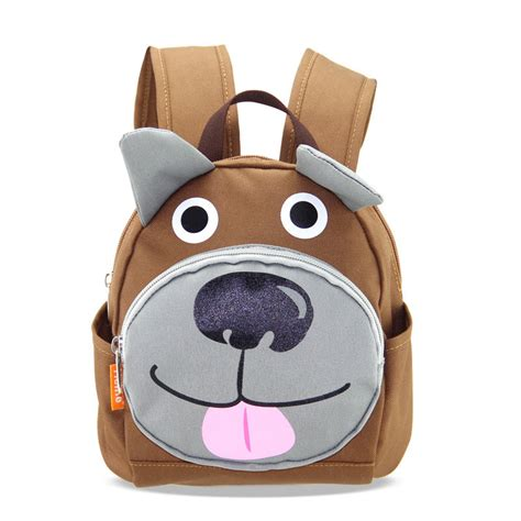 puppy backpack for school 2016 new minion school bags backpack mochila escolar infantil children