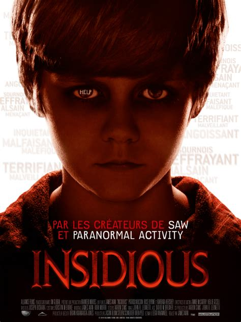 film insidious vf insidious photos et affiches allocin 233
