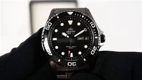 Orient Black 2 orient faa02003b ii