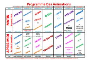 animation en ehpad