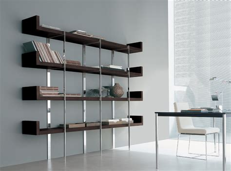 alivar shelf service bookcase contemporary bookcases