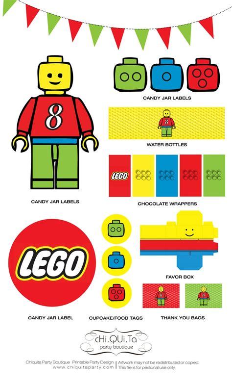 printable lego images printable lego birthday party pdf legos pinterest