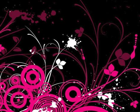 Pink Black And White Wall Decor by 20 Glamorous Pink And Black Wall D 233 Cor