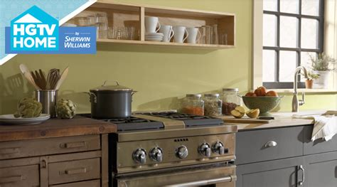 hgtv home by sherwin williams color palettes