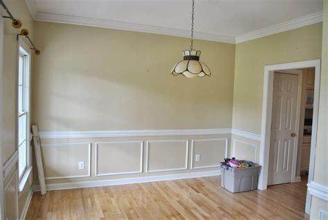 chair rail molding ideas home design