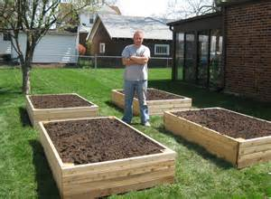 Small raised garden box interesting ideas for home