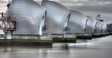 thames barrier photos thames barrier s extraordinary year prompts government to