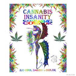 cannabis coloring book marijuana pages for coloring pages
