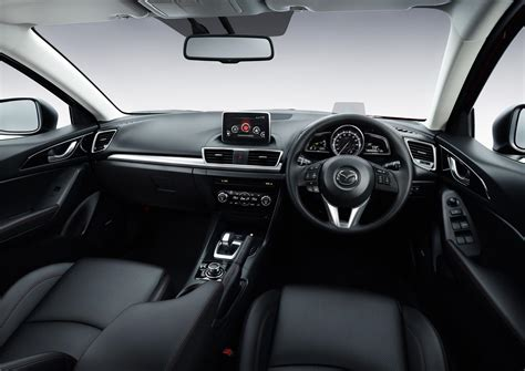 mazda hybrid mazda 3 hybrid first images and details released photos